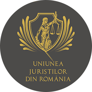 Uniunea Juriștilor din România Logo